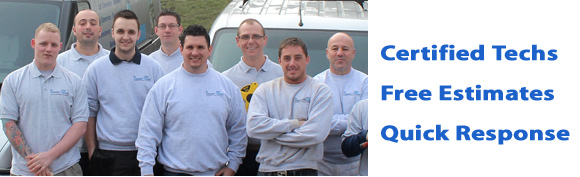 certified techs in Northwest Grayson Texas